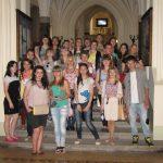 Summer students holiday