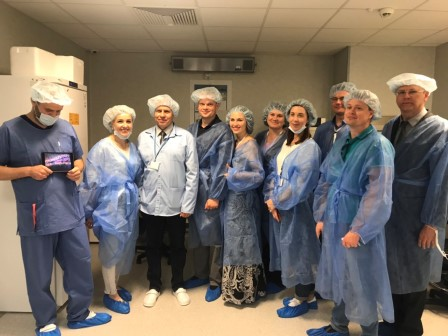 Вузькопрофільне медичне стажування для викладачів у Любліні