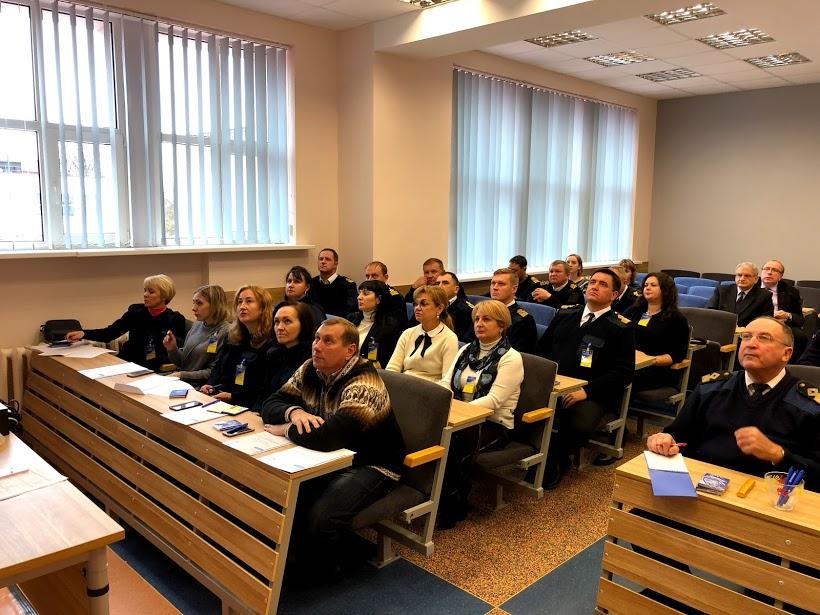 стажування в Клайпеді